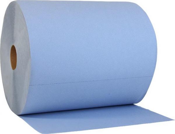 Putzpapier-Rolle BlueTech, 3-lagig